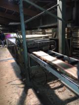 Macchine lavorazione legno   Germania - IHB Online mercato - Seghe Circolari Multilama Per Listelli Paul KME2/BM Usato Germania