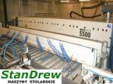 Linia do klejenia drewna Dimter typ ProfiPress T 5500 HF