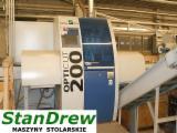Gebraucht GreCon Dimter OPTICUT 200 ELITE 2009 Optimierungskappsäge Zu Verkaufen Polen