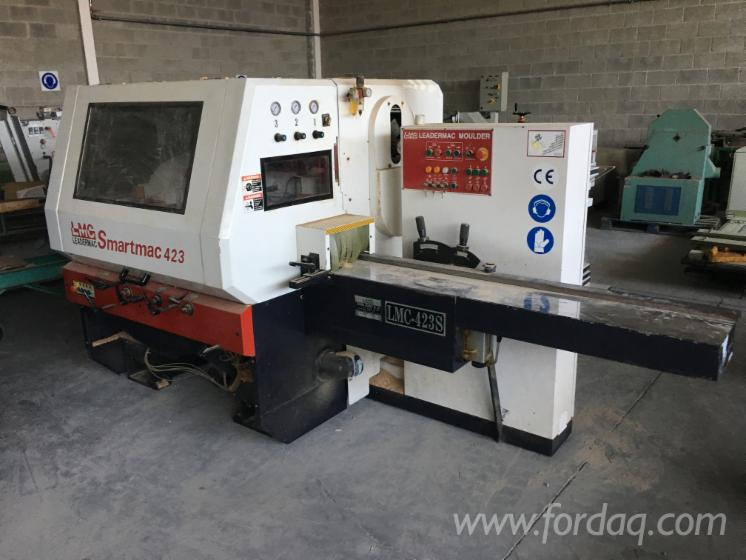 Moulding-Machines-For-Three--And-Four-side-Machining-LEADERMAC-LMC-423-S-%D0%91---%D0%A3