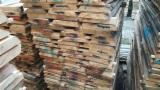 Unedged Hardwood Timber - Chestnut  Loose from France