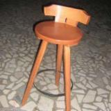 Scaune Bar - Producator mobila lemn masiv scaun bar - 248 lei