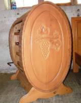 Depozitare Vinuri - Vand vinoteca din lemn masiv 10% redus - 585 lei
