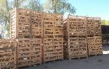 Firewood, Pellets and Residues - Firewood from hardwood