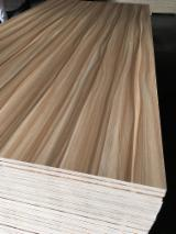 null - Wood color Melamine plywood