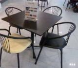 Contract Furniture - Contemporary Restaurant Tables Romania