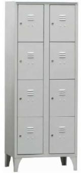 Stainless Steel Contract Furniture - Contemporary Stainless steel Classroom Storage Romania