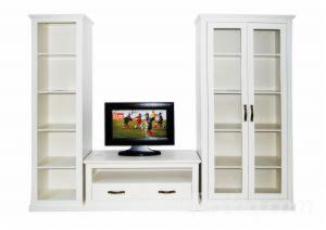 Furniture Body Set for TV Room, Drawers and Storage