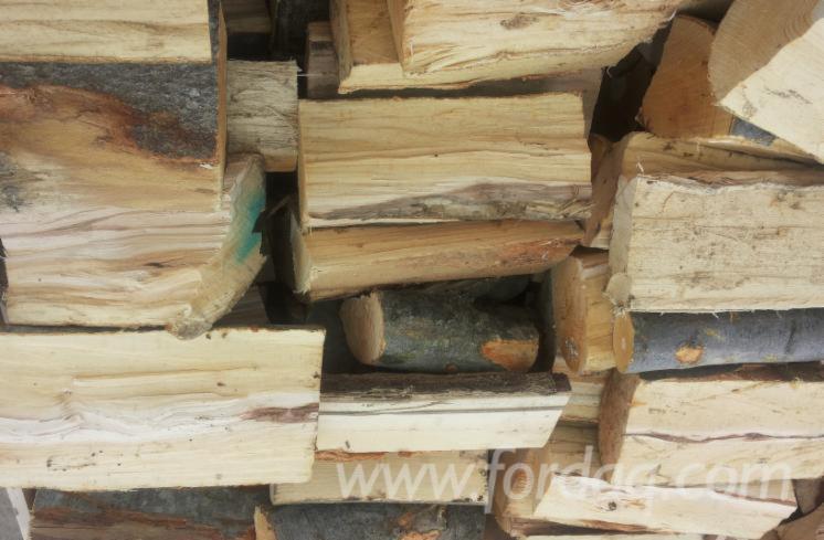 Firewood beech oak ash hornbeam cm