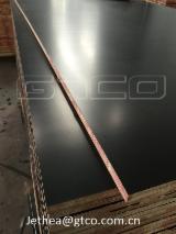 1220x2440x18mm Black film faced plywood