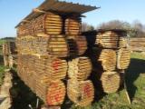 Laubholz  Blockware, Unbesäumtes Holz Zu Verkaufen Deutschland - Eichen-Blockware