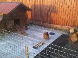 Garden Products - poultry houses