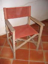 Teak Garden Furniture - Director Chair from Indonesia