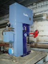 Woodworking Machinery Log Band Saw Vertical - We are selling a sawmill, Primultini 1300