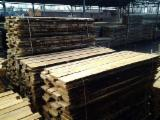 Sawn And Structural Timber Birch - Unedged Birch Lumber FSC Certified