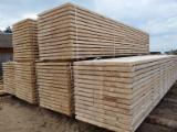 Nadelschnittholz, Besäumtes Holz Fichte - Bretter, Dielen, Fichte/Tanne/Kiefer, FSC
