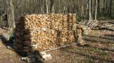 Brandhout - Resthout Mildheid  - All Broad Leaved Species Mildheid  40 - 60 mm