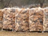 Energie- Und Feuerholz Laubholz - Laubholz Anzündholz 40-60 mm