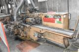 Moulding Machines For Three- And Four-side Machining - Four side moulder with 7 heads SCM P230 Super