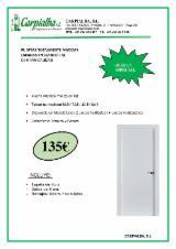 Türen, Fenster, Treppen Zu Verkaufen - Laubholz (Europa, Nordamerika), Türen, Buche, PEFC/FFC