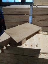 Pallets for food industry
