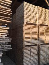 Pine  - Redwood Sawn Timber - Boards for pallets, pine