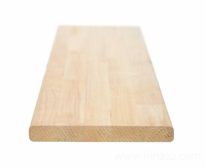Stair Treads By Rubber Wood Solid Wood