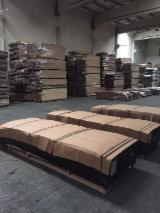 Sliced Veneer - White Oak Flat Cut, Plain Natural Veneer Turkey