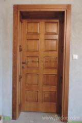 Двері, Вікна, Сходи - Європейська Хвойна Деревина, Двері, Ялиця
