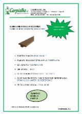 Mouldings - Profiled Timber For Sale - Oak  PEFC/FFC Mouldings from France