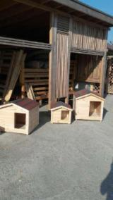 Wholesale Wood Dog House - Dog house offer, fir, 100 RON