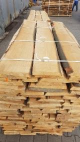 Poland Unedged Timber - Boules - Beech Lumber sawed-dry Best Quality!