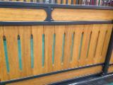 Solid Wood Components For Sale - High Strength Durable Bamboo Stables