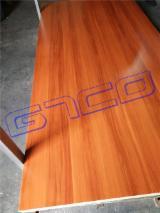Melamine laminated plywood