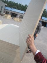 White Engineered Poplar plywood