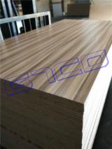null - Melamine paper faced plywood