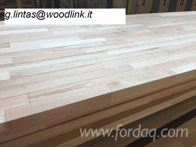 Pine----Redwood-25-30-35-40-45-50-55-60-mm-Discontinuous-Stave-%28finger-joined%29