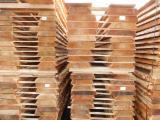 Unedged Softwood Timber - Unedged boards Larix Sibirica 4-6 m