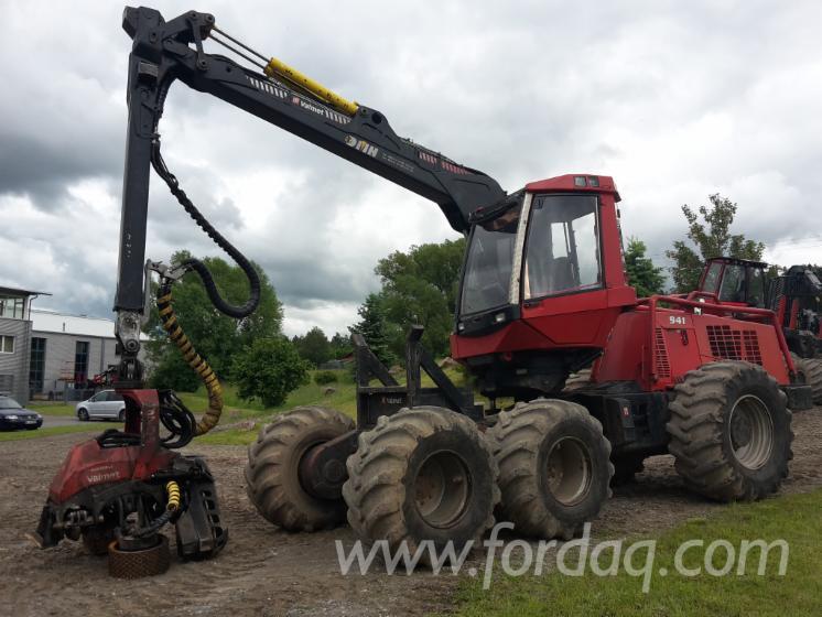 Used-Valmet---9812-H-941-2007-Harvester