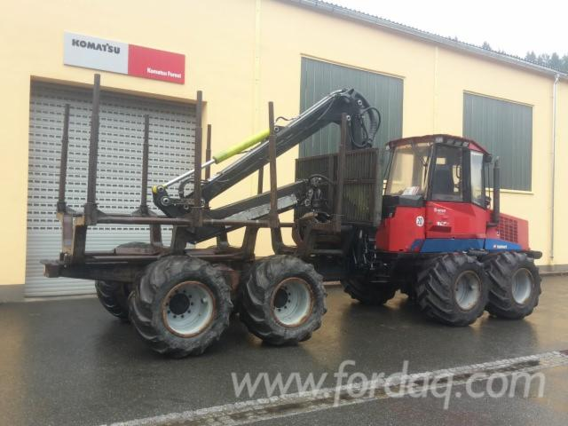 Used-Valmet---14564-H-860-1-2003-Forwarder