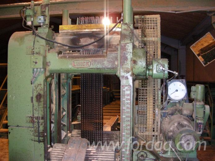 Used Linck 1995 Vertical Frame Saw For Sale Germany