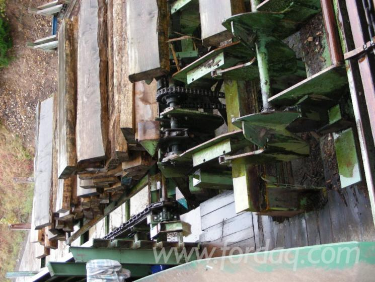 Used EWD E 22/22 1998 Vertical Frame Saw For Sale Germany