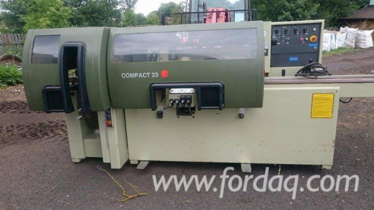 Used-SCM-COMPACT-23-2000-Moulding-Machines-For-Three--And-Four-side-Machining-For-Sale
