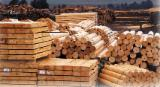 Softwood  Sawn Timber - Lumber - 22-40-90-72 mm Fresh Sawn Fir/Spruce Romania