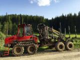 Oprema Za Šumu I Žetvu Prevoznik - Prevoznik Komatsu 835 Polovna Rumunija