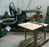 OMGA Woodworking Machinery - Used OMGA Table Saw For Sale Romania