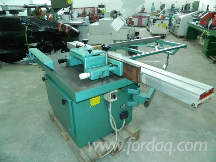 Used MAGIC TSM 2500 Combined Circular Saw And Moulder For ...