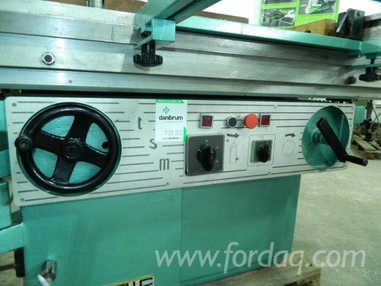 Used MAGIC TSM 2500 Combined Circular Saw And Moulder For Sale Romania