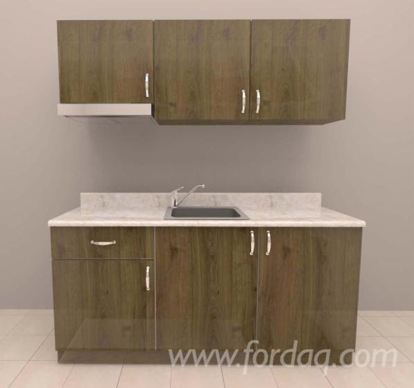 Küchenschränke, Bausatz – Eigenzusammenbau, 430 40\'container Spot ...