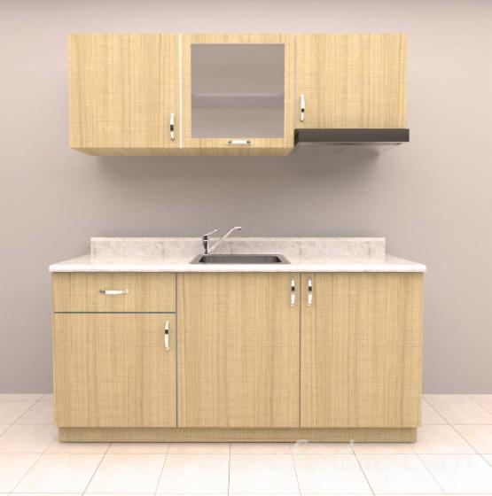 Vend armoires de cuisine meubles en kit assembler autres mat riaux panneaux de particules - Armoire de cuisine en kit ...